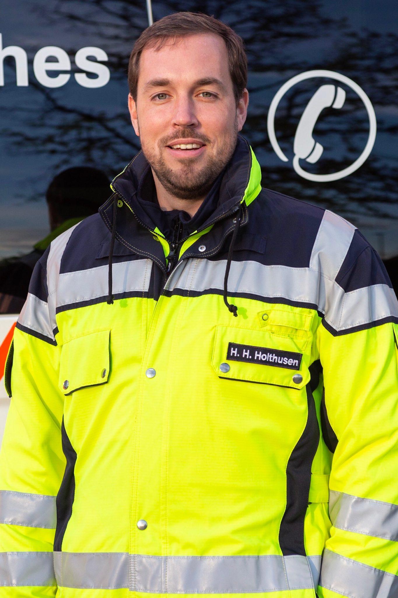 Hans Hendrik Holthusen